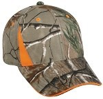 CBI-305 Structured, REALTREE XTRA_BLAZE, Velcro Closure