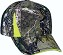 CBI-305 Structured, REALTREE XTRA_SAFETY YELLOW, Velcro Closure